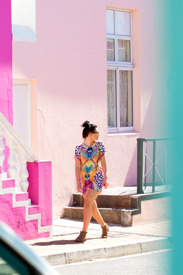 Summer vibes at Bo Kaap