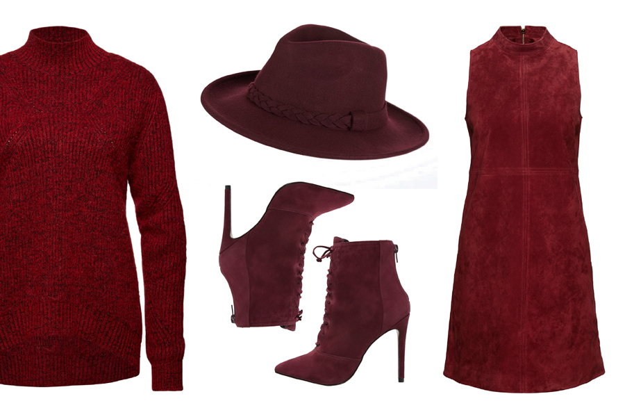 STYLE GUIDE: Oh, Bordeaux
