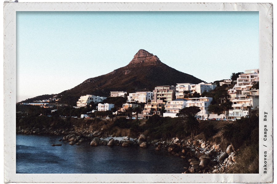 POSTCARDS FROM CAPETOWN #2