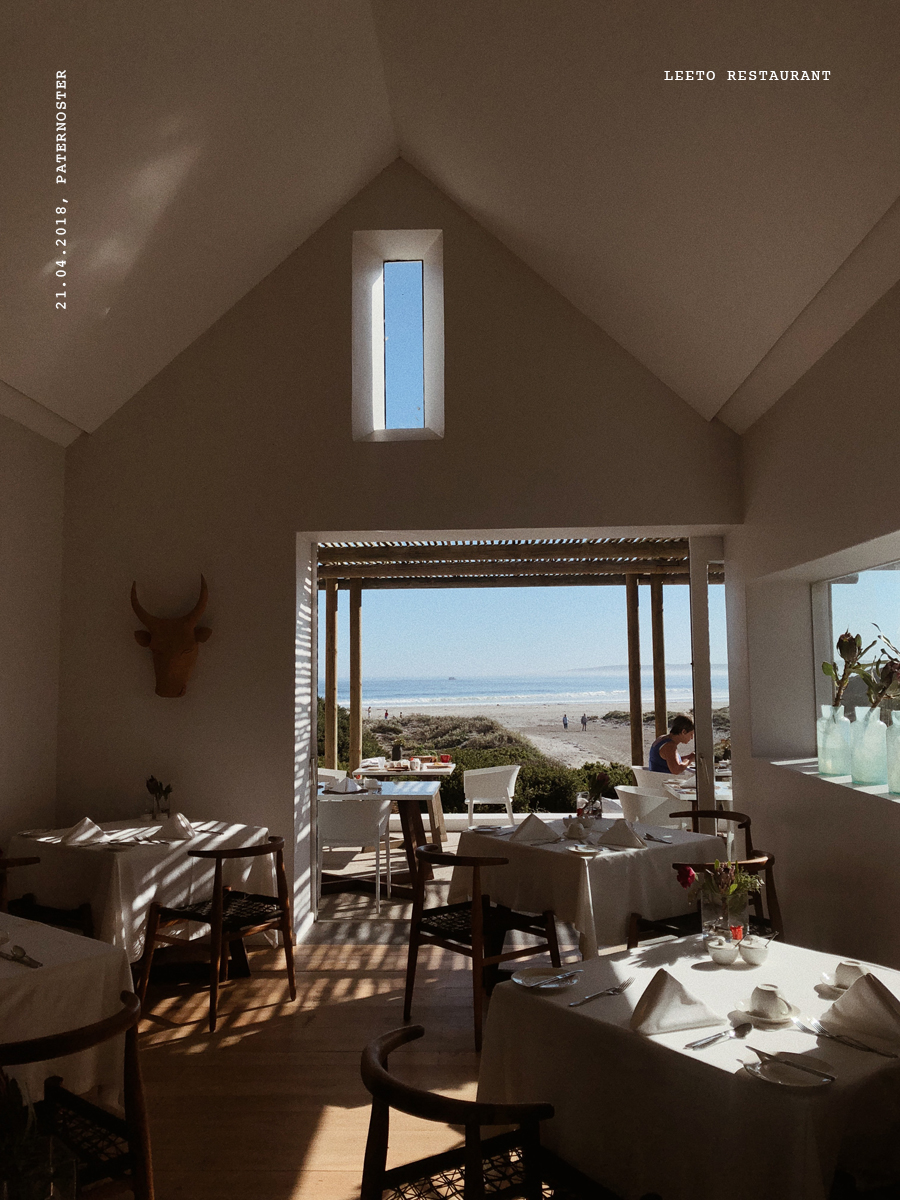 strandloper+ocean+boutique+hotel+leeto+restaurant+paternoster+west+coast+western+cape+cape+town+kapstadt+south+africa+weekend+getaways
